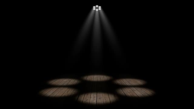 Bühne Lichter