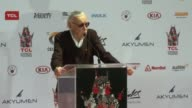 SPEECH Stan Lee at TCL Chinese Theatre on July 18 2017 in Hollywood California