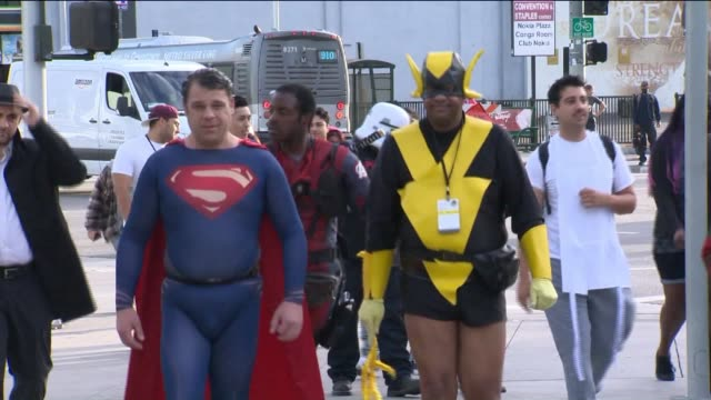 KTLA Stan Lee's 6th Annual Los Angeles Comic Con