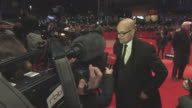 Stanley Tucci Armie Hammer at Berlin Film Festival 'Final Portrait' Red Carpet at Berlinale Palast on February 11 2017 in Berlin Germany