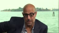 INTERVIEW Stanley Tucci on the Catholic Church at 'Spotlight' Interviews on September 02 2015 in Venice Italy
