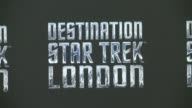 Star Trek actors and fans arrived at the ExCel center in London Friday to attend Destination Star Trek the first convention held in the United...