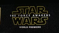 ATMOSPHERE 'Star Wars The Force Awakens' World Premiere at TCL Chinese Theatre on December 14 2015 in Hollywood California