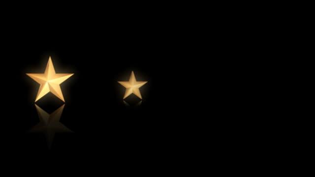 Stars 02 gold Five
