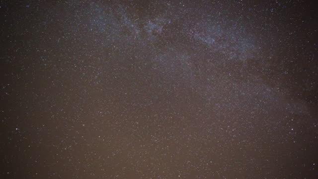 Stars above Saint Rémy de Provence