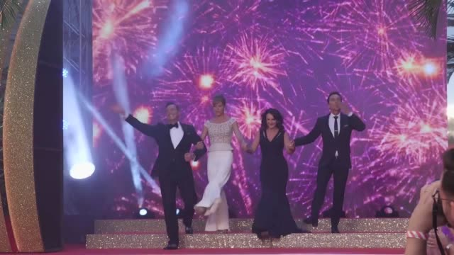 Stars of this year's Strictly Come Dancing talk about the late Sir Bruce Forsyth Speaking at the launch of the show contestants said something...