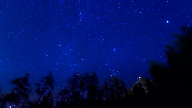 Stars über Berge