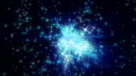 Stars Shimmer Sparkle Fireworks