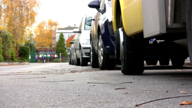 HD: start of a small truck