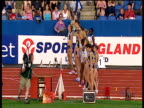Start of Women's 5000m 2004 Crystal Palace Athletics Grand Prix London