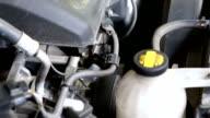 Starting car engine