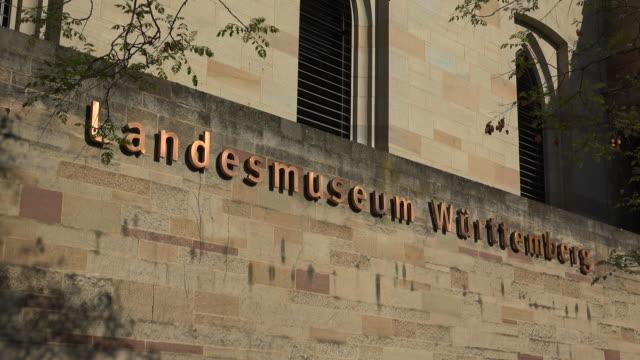 State Museum Wuerttemberg, Stuttgart, Baden-Wuerttemberg, Germany