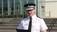 Statement and brief questions with Chief Constable of Greater Manchester Police Ian Hopkins He gives an update on the number of people in custody and...