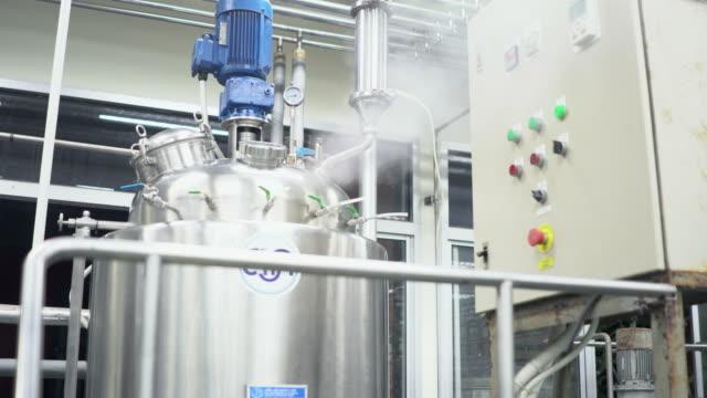 Steam in industrial plants