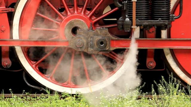 Steam locomotive Rädern