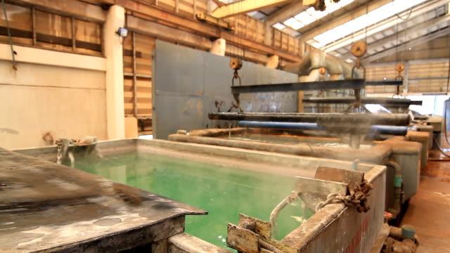 Steel Mill-Federn hob von bath