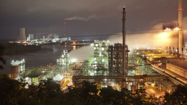TIME LAPSE: Steel Mill