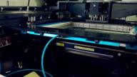 Stencil screen printer SMT Line