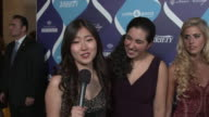INTERVIEW Stephanie Yee Augusta DeLisi Sunny Kim and Hannah Weinronk on being honored their organizations why they think the entertainment industry...