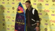 Stephen Curry at the Teen Choice Awards 2015 at USC Galen Center on August 16 2015 in Los Angeles California
