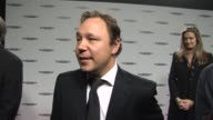 Stephen Graham on his character 'Al Capone' in 'The Boardwalk Empire' at the Sky Atlantic HD Launch at London England