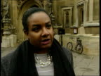 Stephen Lawrence murder inquiry report made public ITN EXT Diane Abbott MP interviewed SOT Will take a lot for people to believe that real change is...