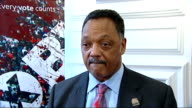 Gary Dobson and David Norris sentenced Jesse Jackson interview ENGLAND London INT Jesse Jackson interview SOT there is a lack of black police...