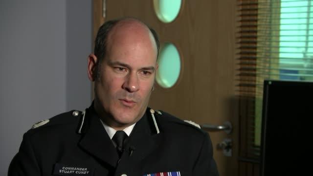 Stephen Port found guilty of murdering four men Commander Stuart Cundy interview SOT