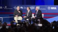 CPAC 2017 Steve Bannon and Reince Priebus comment on how Donald Trump was the greatest public speaker ever and he's laid out his agenda and following...