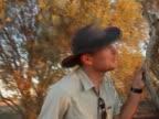 Steve Irwin Parody