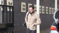 Steve John Shepherd leaves ITV Studios Southbank SIGHTED Steve John Shepherd at ITV Studios Southbank on March 11 2011 in London England