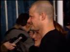 Steve Zahn at the 'Saving Silverman' Premiere at the Mann Village Theatre in Westwood California on February 7 2001