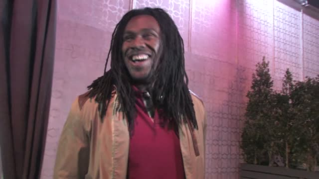 Steven Jackson at Voyeur in West Hollywood at the Celebrity Sightings in Los Angeles at Los Angeles CA
