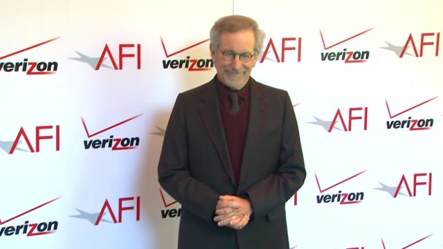Steven Spielberg at the 14th Annual AFI Awards at the Four Seasons Hotel Los Angeles at Beverly Hills 01/10/14