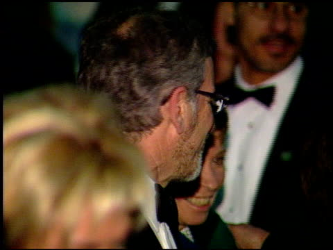 Steven Spielberg at the 1999 Academy Awards Governor's Ball at the Shrine Auditorium in Los Angeles California on March 21 1999
