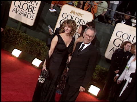 Steven Spielberg at the 2006 Golden Globe Awards at the Beverly Hilton in Beverly Hills California on January 16 2006