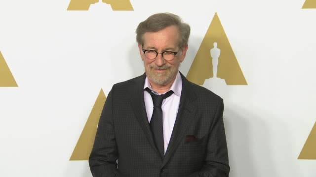 Steven Spielberg at the 88th Annual Oscars® Nominees Luncheon at The Beverly Hilton Hotel on February 08 2016 in Beverly Hills California