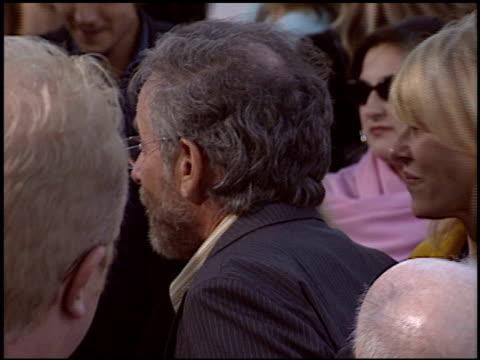 Steven Spielberg at the Premiere of 'The Terminal' on June 9 2004