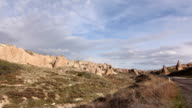 Still shot of Cappadocian Landscape