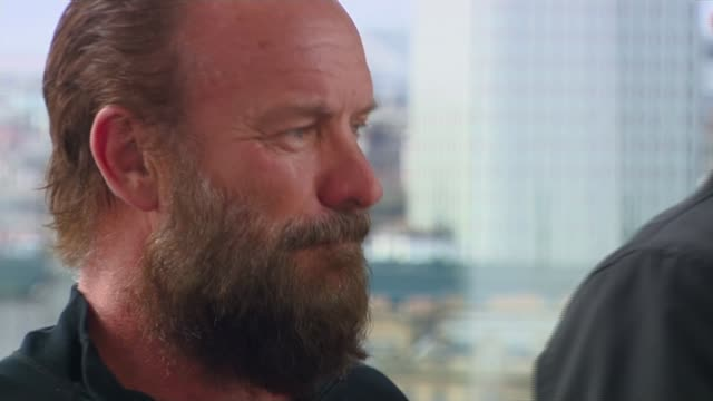 Sting and Jimmy Nail back boycott against Newcastle United owner Mike Ashley Jimmy Nail Sting Sting and Jimmy Nail interview SOT