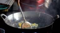 Stir fried noodle, Pad Thai