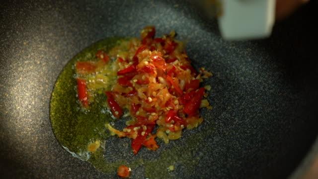 Stir Fried Pork Chilli
