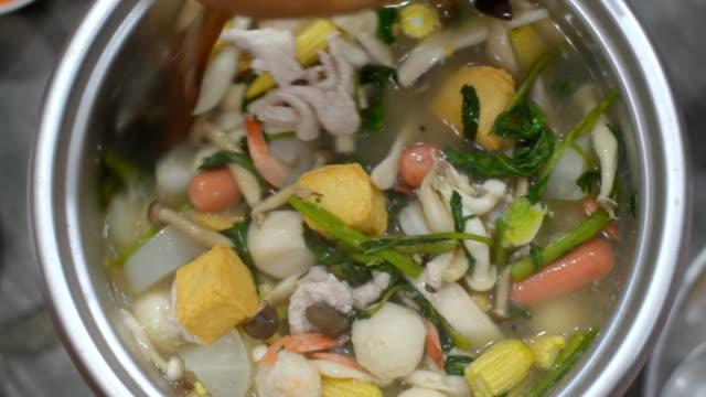 stir Sukiyaki