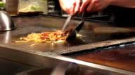 stir-fried yakisoba