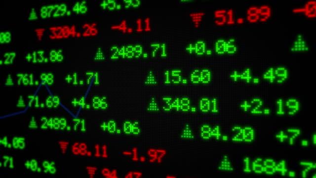 Stock Market Tickers Data