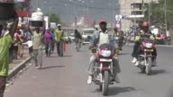 Stockshots of Goma DR Congo on May 31 2013 in Goma Democratic Republic of Congo