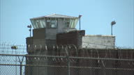 Stock shots of Oklahoma State Penitentiary in McAlester Oklahoma