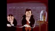 Stockbrokers worry over ticker tape