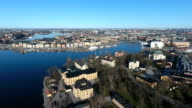 Stockholm Aerial View