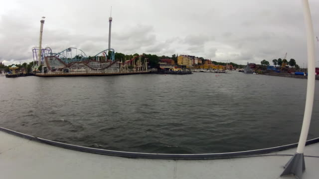 Stockholm and the arcipelago